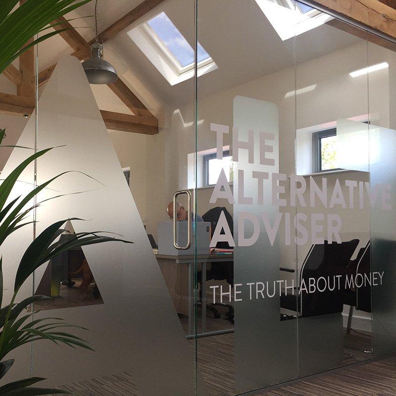 The Alternative Adviser Glass Manifestation