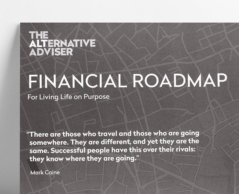 The Alternative Adviser Financial Roadmap
