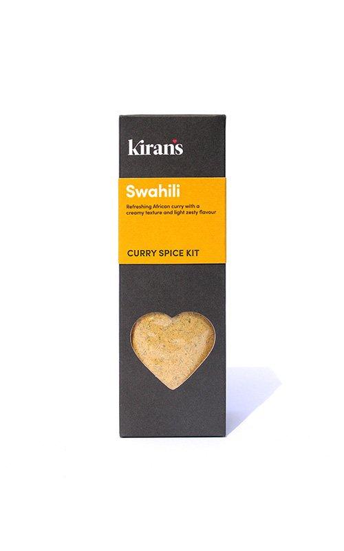 Kiran's Packaging Range