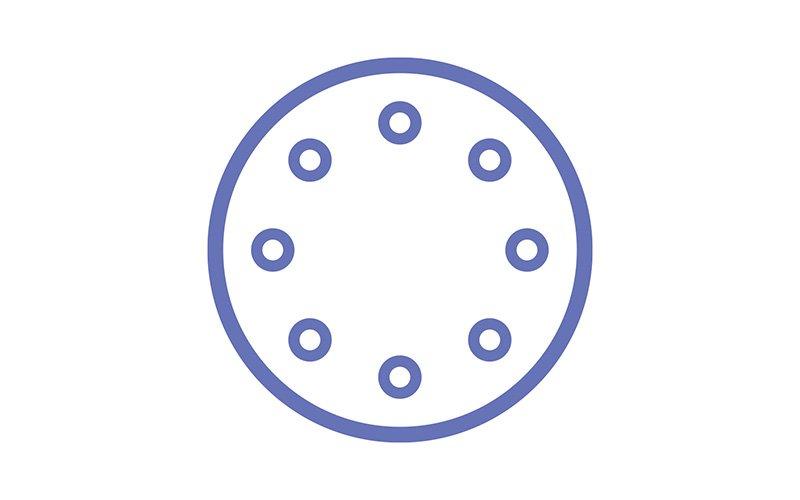 Pell Frischmann Icon Design