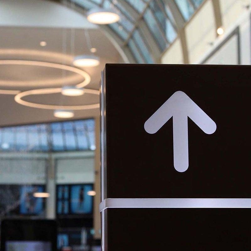 London sign design