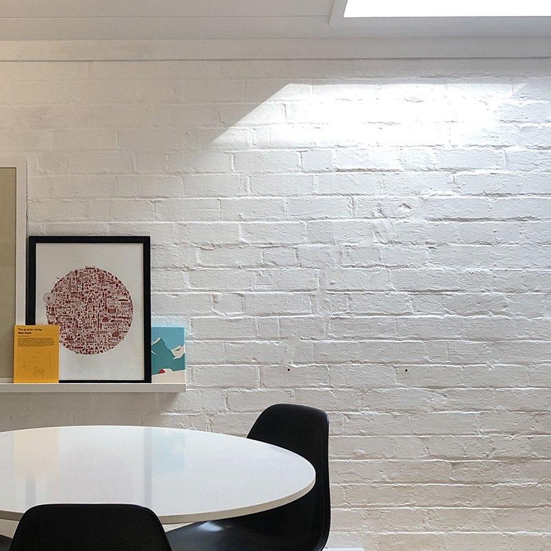 Simpkin Burley studio breakout space