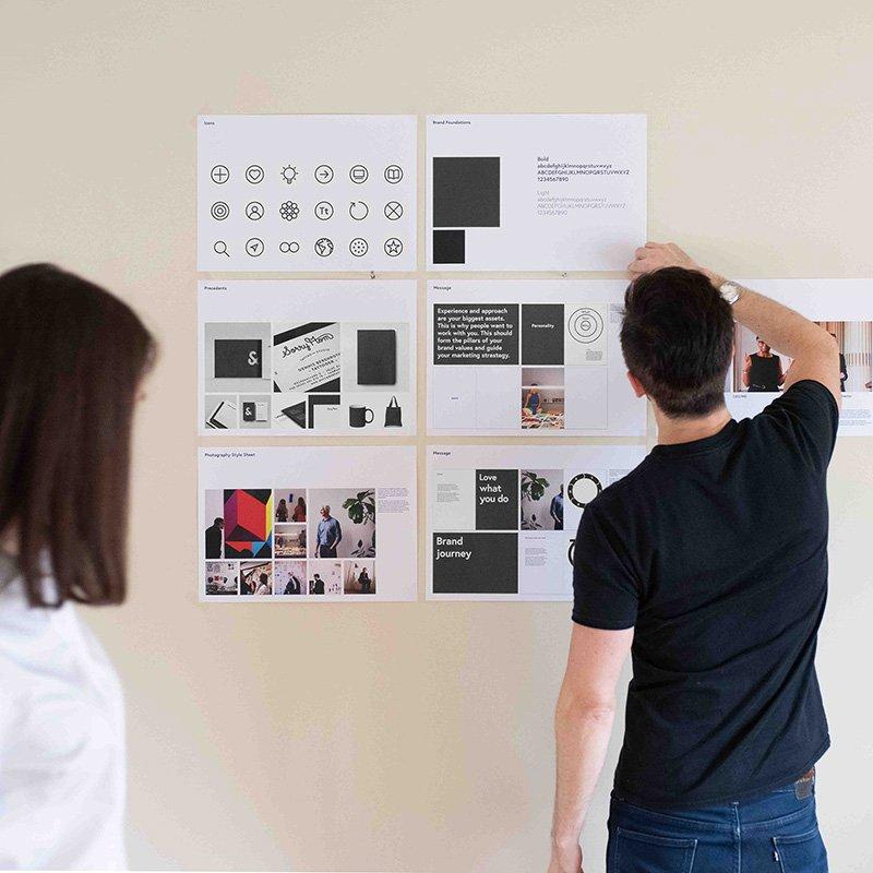 Simpkin Burley Creative Process