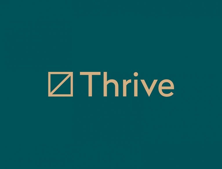 Thrive Transformation Logo Design