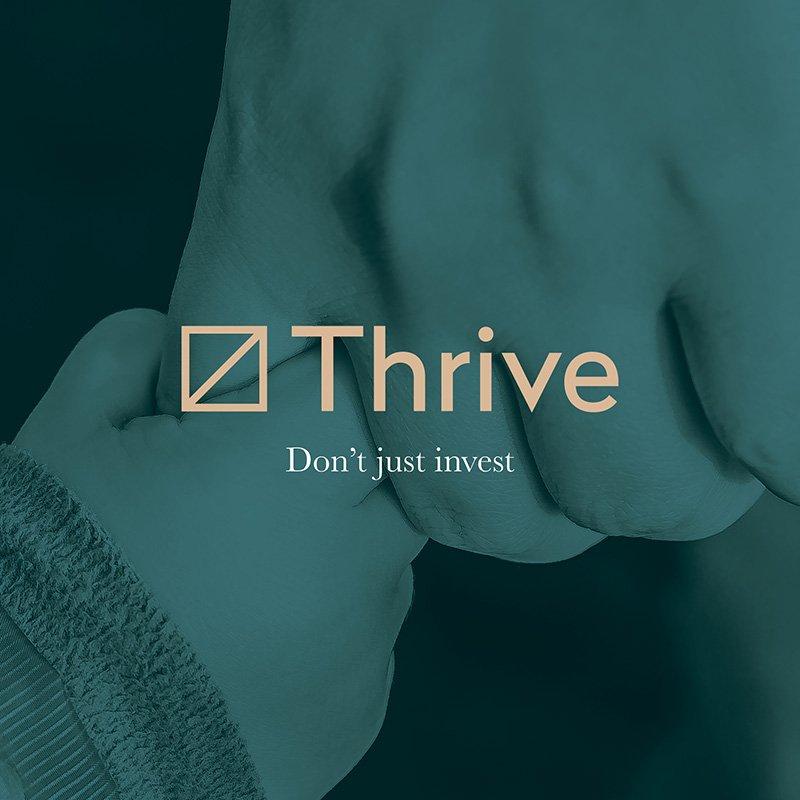 Thrive Logo Design
