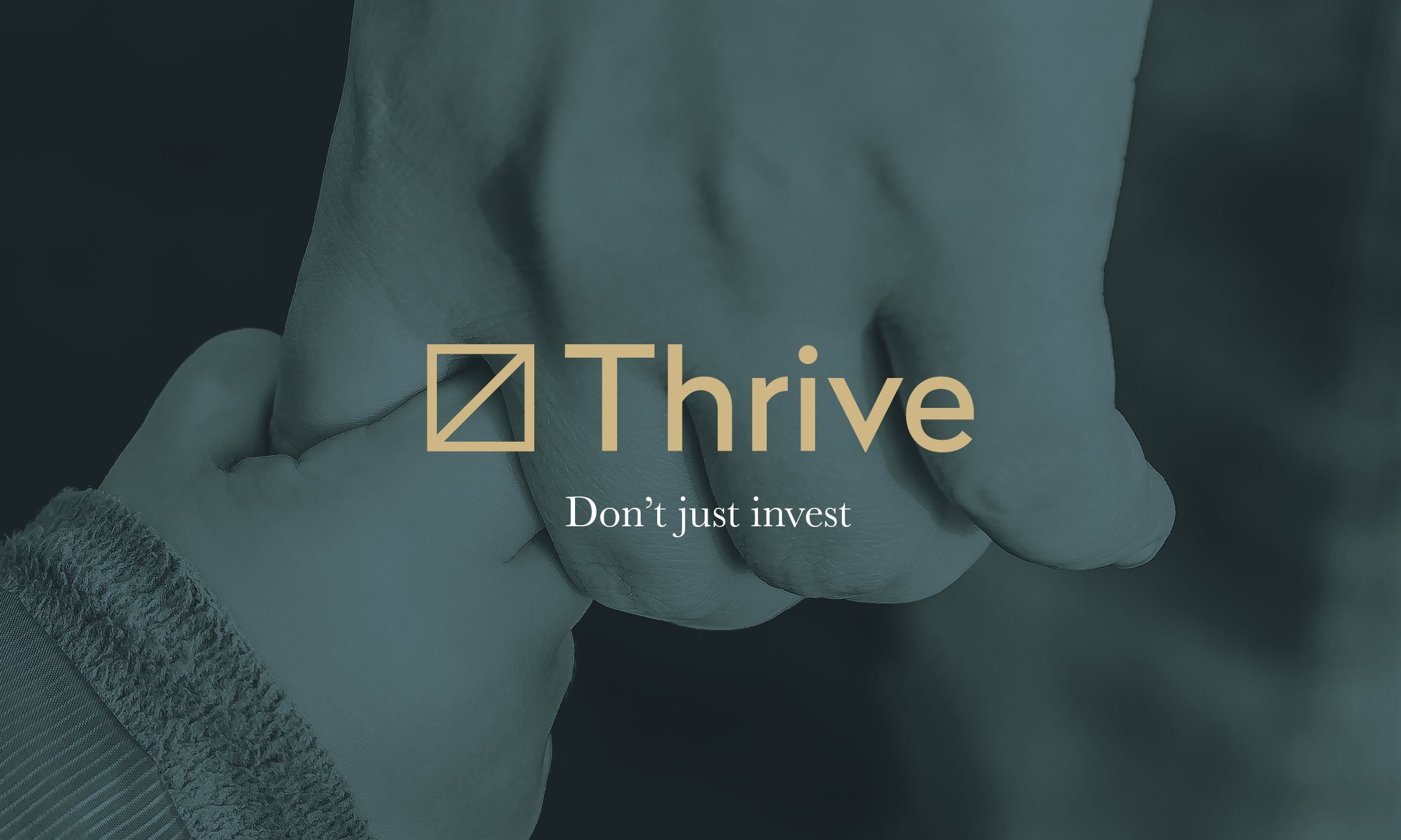 Thrive Investment Branding
