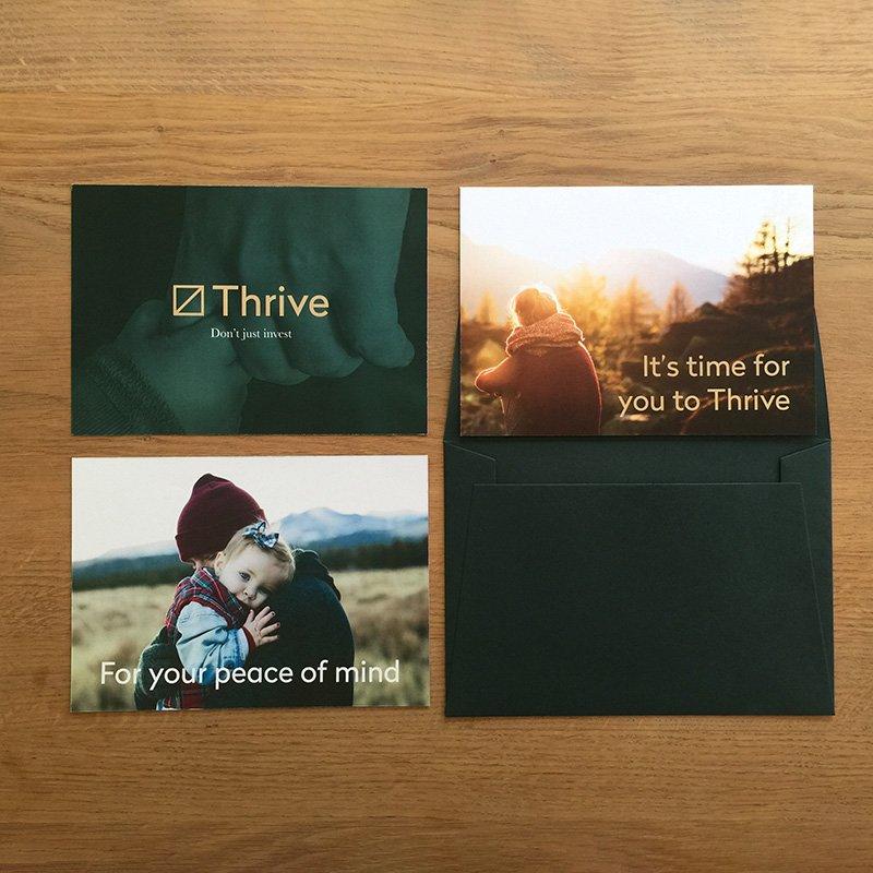 Thrive B2C Marketing